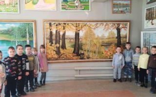 Познакомьте детей с искусством