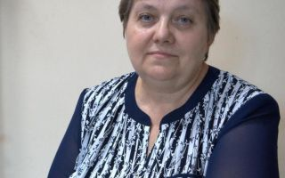 Воробьёва Елена Евгеньевна