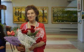 Галерея Н.И. Арефьевой.